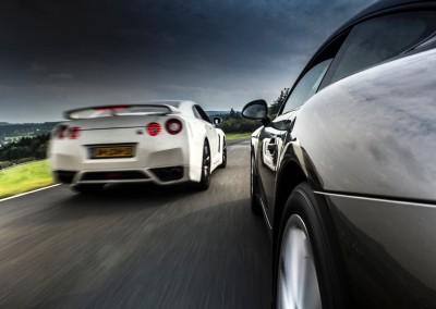 Supercar huren - Nissan GTR