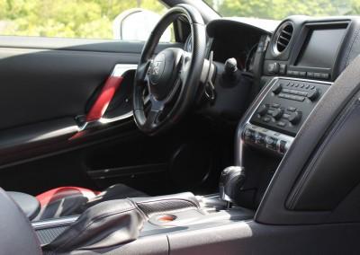 Interieur Nissan GT-R
