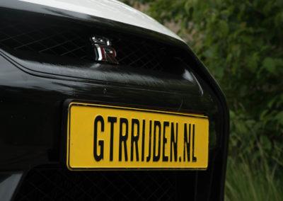 GTRRijden.nl-Nissan-GTR-Kenteken
